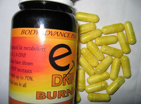 Perfil do DNP (dinitrofenol)